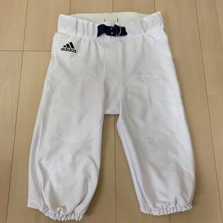 adidas - adidas 試合用フットボールパンツ Lサイズ 新品・未使用 カレッジ仕様