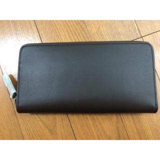 ムジルシリョウヒン(MUJI (無印良品))の無印良品 財布 新品未使用(長財布)