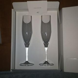 ヨンドシー(4℃)の4℃ペアワイングラス(グラス/カップ)