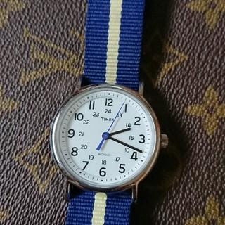 タイメックス(TIMEX)のTIMEX-INDGLO(腕時計(アナログ))