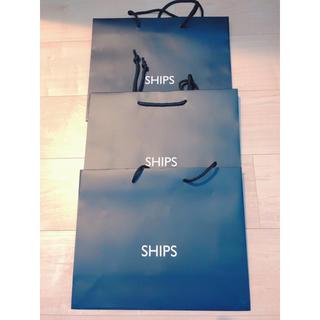 シップス(SHIPS)のSHIPS紙袋(ショップ袋)