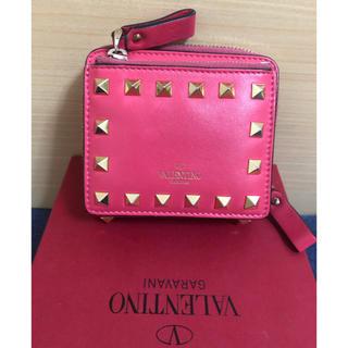 ヴァレンティノガラヴァーニ(valentino garavani)のヴァレンチノ ガラバーニ 財布 ミニ ウォレット (財布)