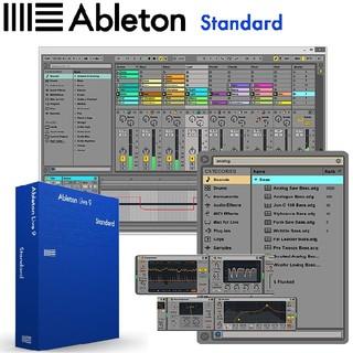 Ableton live9 Standard(ソフトウェア音源)
