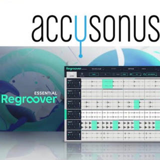 Regroover Essential(ソフトウェアプラグイン)