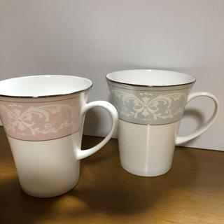 ニッコー(NIKKO)のNIKKO JAPAN ペアマグカップ(グラス/カップ)