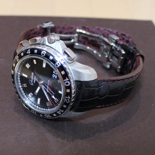 グラスヒュッテオリジナル(Glashutte Original)のGlashutte ORIGINAL スポーツエボリューションGMT(腕時計(アナログ))