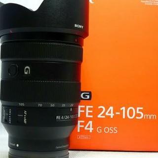 ソニー(SONY)のSONY SEL24105G FE 24-105mm F4 G OSS  (レンズ(ズーム))