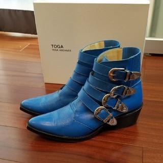 トーガ(TOGA)の専用【美品】toga pulla ブーツ 40(ブーツ)