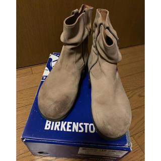 ビルケンシュトック(BIRKENSTOCK)のbirkenstoc sarniaサーニア★39★(ブーツ)