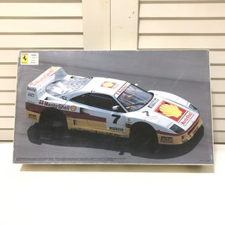 フェラーリ(Ferrari)のフジミ模型 フェラーリ F40 イタリア GT Monte Shell 1/24(模型/プラモデル)