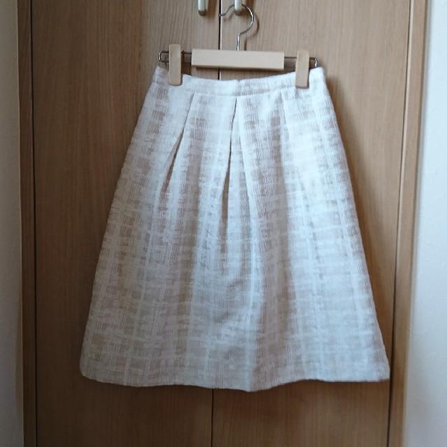 ベルメゾン(ベルメゾン)のスカート レディースのスカート(ひざ丈スカート)の商品写真