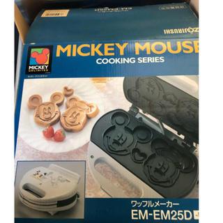 ディズニー(Disney)のミッキー ワッフルメーカー(サンドメーカー)