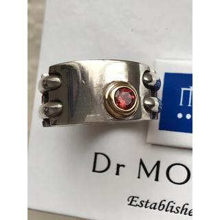 ドクターモンロー(Dr.MONROE)のDr MONROE ドクターモンロー ガーネット リング(リング(指輪))