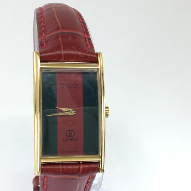 スーパーコピーティファニー時計専門通販店 | Gucci - GUCCI グッチ シェリーライン レディース時計の通販 by ペリー's shop|グッチならラクマ