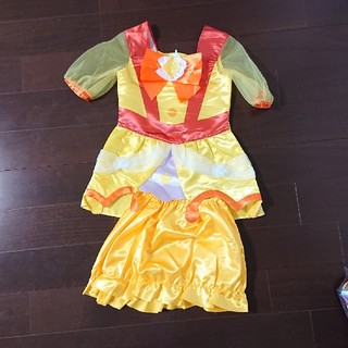 BANDAI - 変身プリチューム キュアマジカルトパーズ 衣装