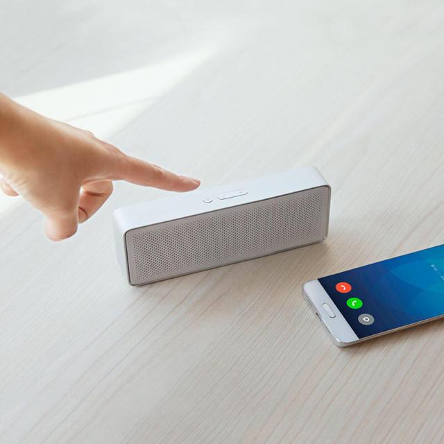 Xiaomi( Mi Basic 2 ) Bluetooth ポータブルスピーカ スマホ/家電/カメラのオーディオ機器(ポータブルプレーヤー)の商品写真