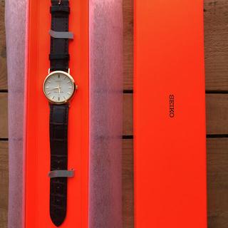 シンゾーン(Shinzone)のshinzone×SEIKO コラボウォッチ(腕時計)