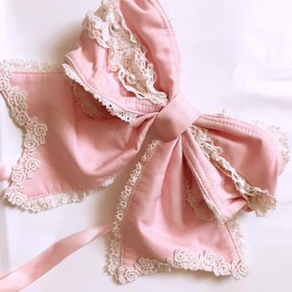 アンジェリックプリティー(Angelic Pretty)のAngelicPretty リボン型ヘッドドレス(カチューシャ)