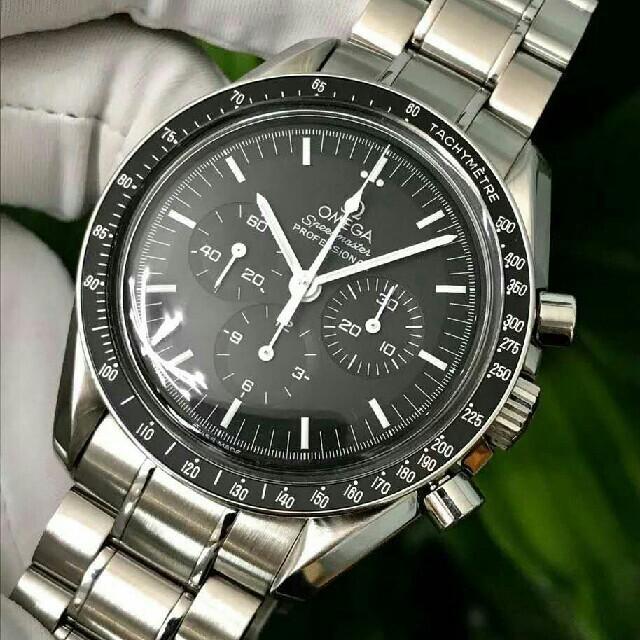 タグ・ホイヤースーパーコピー時計激安 、 OMEGA - OMEGA 黒文字盤 メンズ 腕時計の通販 by 杉山 雅美 's shop|オメガならラクマ