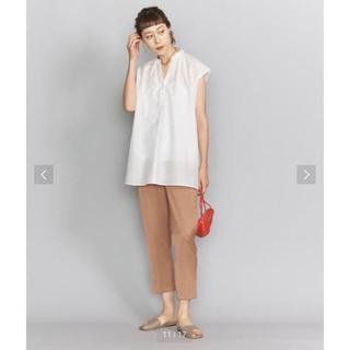 ビューティアンドユースユナイテッドアローズ(BEAUTY&YOUTH UNITED ARROWS)のBeauty&Youth 美品 パンツ(クロップドパンツ)