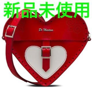 ドクターマーチン(Dr.Martens)のDr Martens Heart satchel ハート レザー バッグ (ショルダーバッグ)