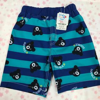 ダブルビー(DOUBLE.B)のミキハウスダブルビー水着パンツ120サイズ(水着)