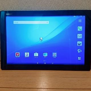 エクスペリア(Xperia)のXperia Z4 Tablet  美品  タブレット(タブレット)