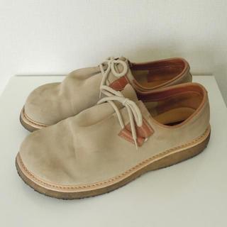 ジョージコックス(GEORGE COX)のAGENT ORANGE × ジョージコックス 革靴 スエード (k-367)(その他)