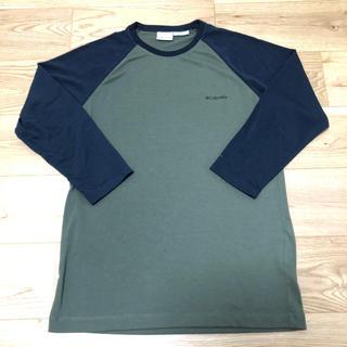 コロンビア(Columbia)のColumbia 7部袖ラグランTシャツ(Tシャツ/カットソー(七分/長袖))