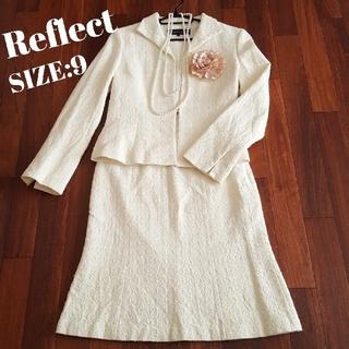 リフレクト(ReFLEcT)のReflect スカートスーツ セレモニースーツ(スーツ)