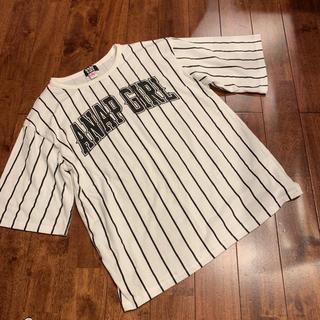 アナップキッズ(ANAP Kids)のANAPGIRL Tシャツ(Tシャツ/カットソー)