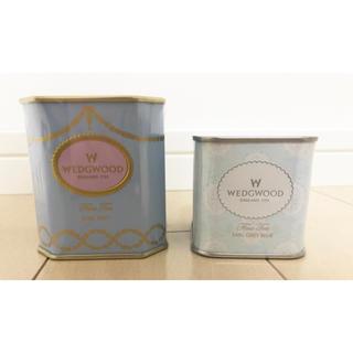 WEDGWOOD - ウェッジウッド紅茶 ミニ2缶セット