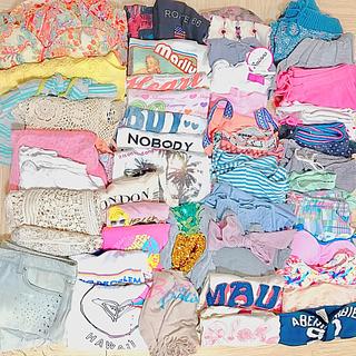 ヴィクトリアズシークレット(Victoria's Secret)のレディース 夏物 ♡50点 まとめ売り ワンピース Tシャツ ルームウェア 新品(セット/コーデ)