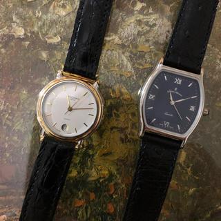 ロシャス(ROCHAS)の腕時計2本  ロシャス  ジャックドゥマヌワール  スイス  クォーツ 相談応!(その他)