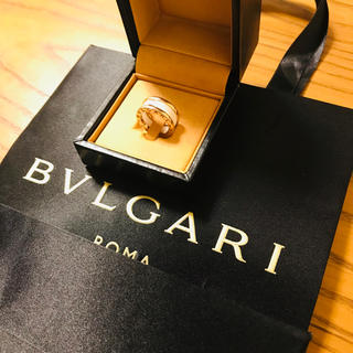 ブルガリ(BVLGARI)のaoi様専用‼️ブルガリ B.zero1 リング ‼️(リング(指輪))