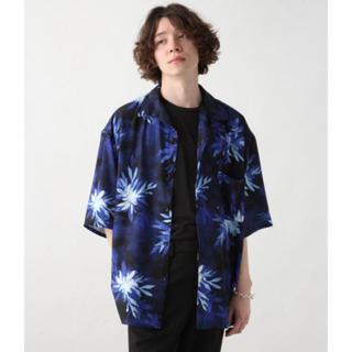ハレ(HARE)のHARE BIGフラワーカイキンシャツ(シャツ)