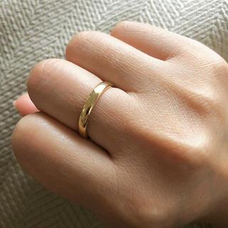 ティファニー(Tiffany & Co.)のk18 ティファニー Tiffany リング 指輪 クラシック バンドリング (リング(指輪))