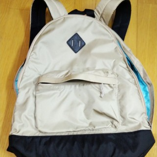 ユニクロ(UNIQLO)のUNIQLO ユニクロ リュック バックパック  美品(バッグパック/リュック)