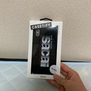 サカイ(sacai)のsacai iphoneケース xsmax(iPhoneケース)