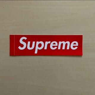 Supreme - ステッカー