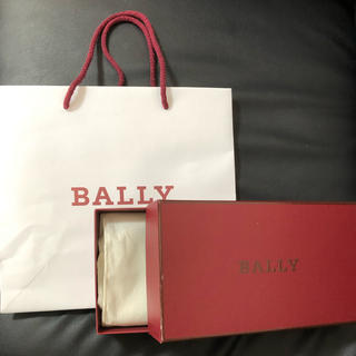 バリー(Bally)のBarry バリーショップ紙袋とお箱(ショップ袋)