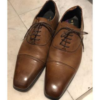 ユキコハナイ(Yukiko Hanai)のユキコハナイ 革靴 茶色 26センチ(ドレス/ビジネス)