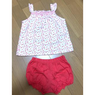 エイチアンドエム(H&M)の女の子 子供服セット 2点(その他)