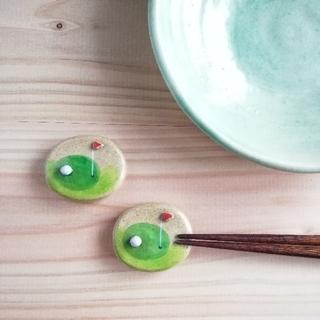 ゴルフ 箸置きセット(キッチン小物)