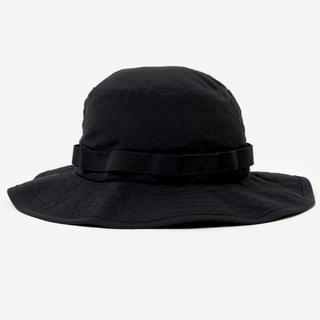 ノンネイティブ(nonnative)のnonnative DF VAGABOND HAT Hurley black(ハット)
