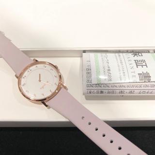 アニエスベー(agnes b.)のアニエスベー 時計 レディース マルチェロ 30周年 限定モデル 残り僅かです。(腕時計)