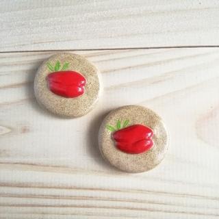 明太子 箸置きセット(キッチン小物)