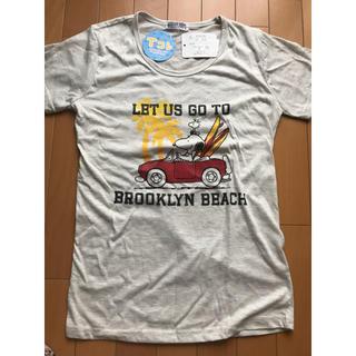 スヌーピー(SNOOPY)のSNOOPY Tシャツ ★新品★(Tシャツ(半袖/袖なし))
