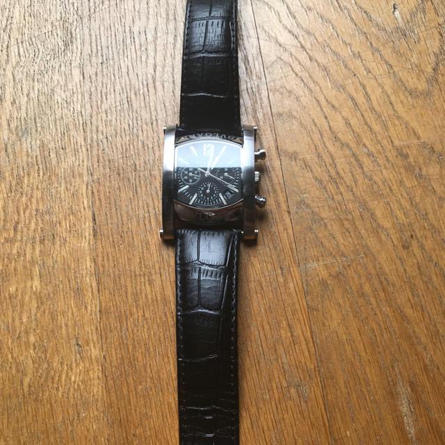 クロム ハーツ 指輪 ゴールド | BVLGARI風 腕時計 アショーマタイプ クロノ 自動巻の通販 by tao's shop|ラクマ