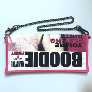スライ(SLY)のPINKY創刊号付録 SLYチェーンウォレット(財布)